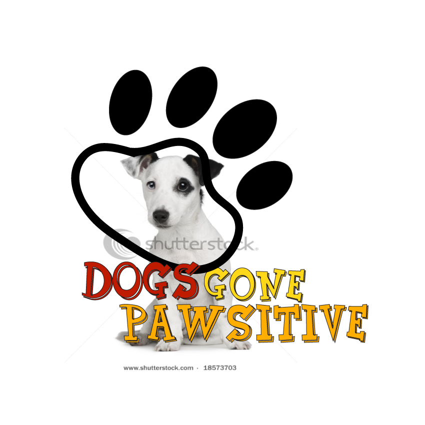 Logo Design by Private User - Entry No. 25 in the Logo Design Contest Happy Playful Dog Logo.