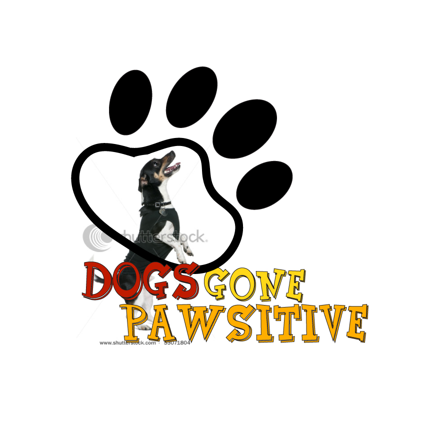 Logo Design by Private User - Entry No. 26 in the Logo Design Contest Happy Playful Dog Logo.