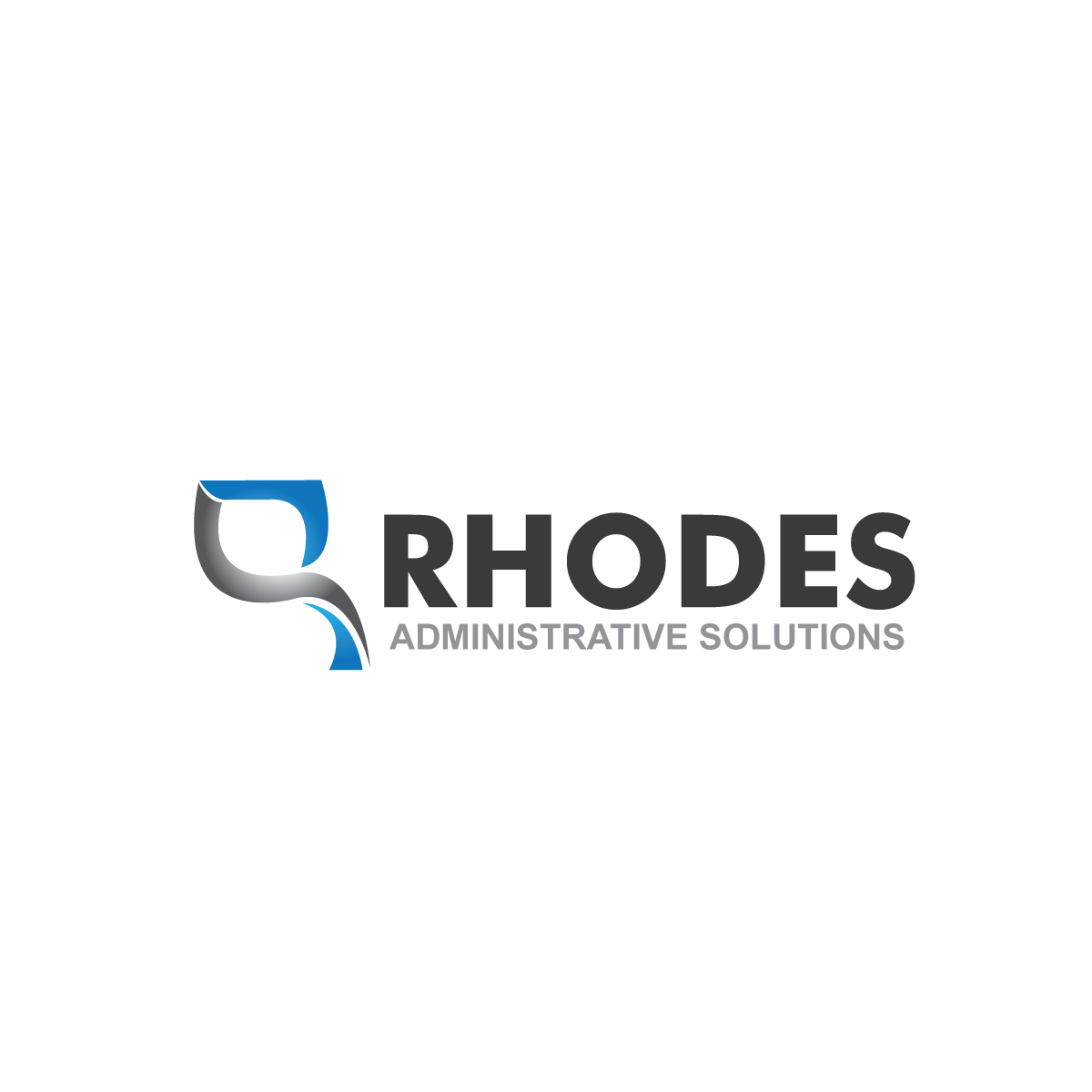 Logo Design by stormbighit - Entry No. 96 in the Logo Design Contest Rhodes Administrative Solutions.