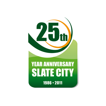 Logo Design by DINOO45 - Entry No. 24 in the Logo Design Contest 25th Anniversary Logo Contest.