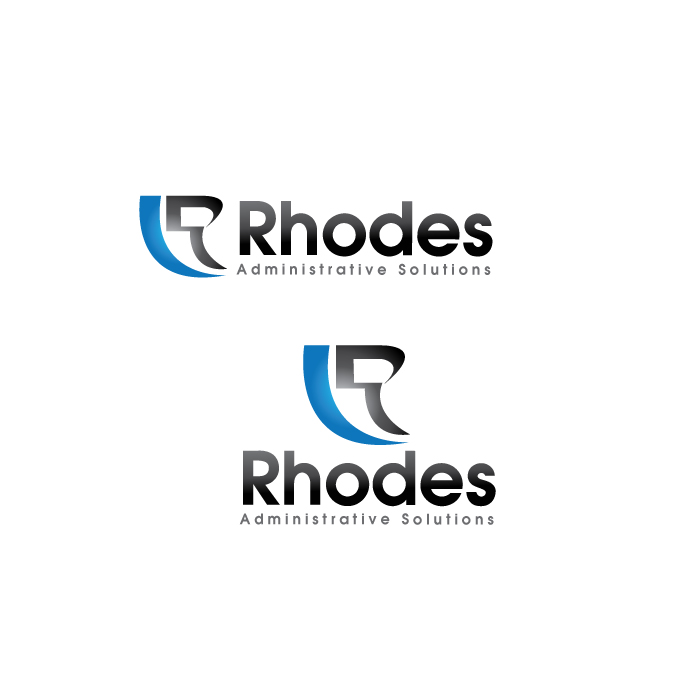 Logo Design by stormbighit - Entry No. 100 in the Logo Design Contest Rhodes Administrative Solutions.