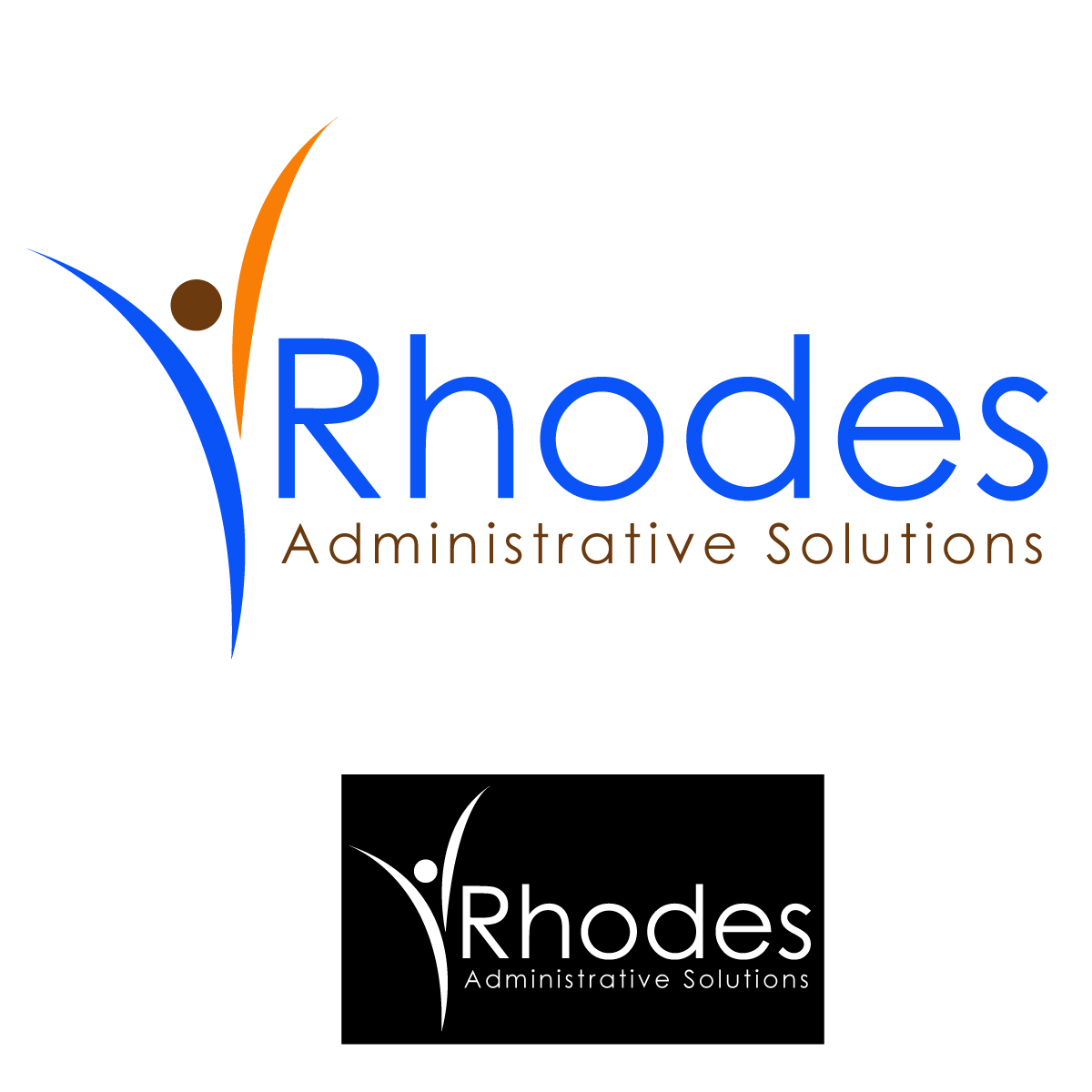 Logo Design by storm - Entry No. 101 in the Logo Design Contest Rhodes Administrative Solutions.