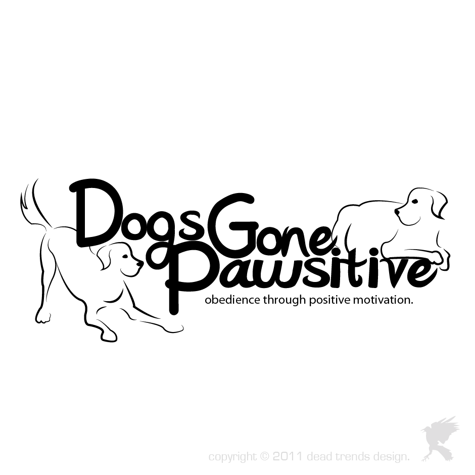Logo Design by deadtrends - Entry No. 32 in the Logo Design Contest Happy Playful Dog Logo.