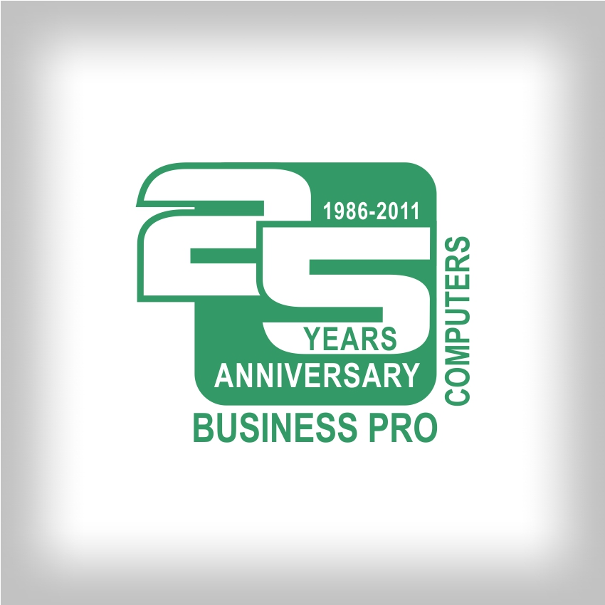 Logo Design by martinz - Entry No. 29 in the Logo Design Contest 25th Anniversary Logo Contest.