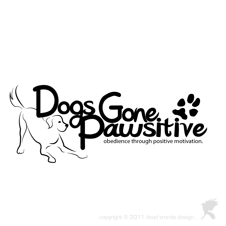Logo Design by deadtrends - Entry No. 33 in the Logo Design Contest Happy Playful Dog Logo.