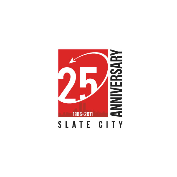 Logo Design by sfi - Entry No. 32 in the Logo Design Contest 25th Anniversary Logo Contest.