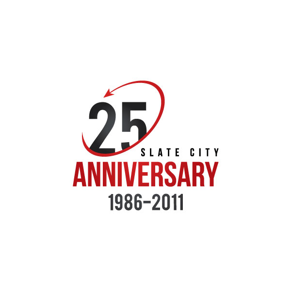 Logo Design by sfi - Entry No. 33 in the Logo Design Contest 25th Anniversary Logo Contest.
