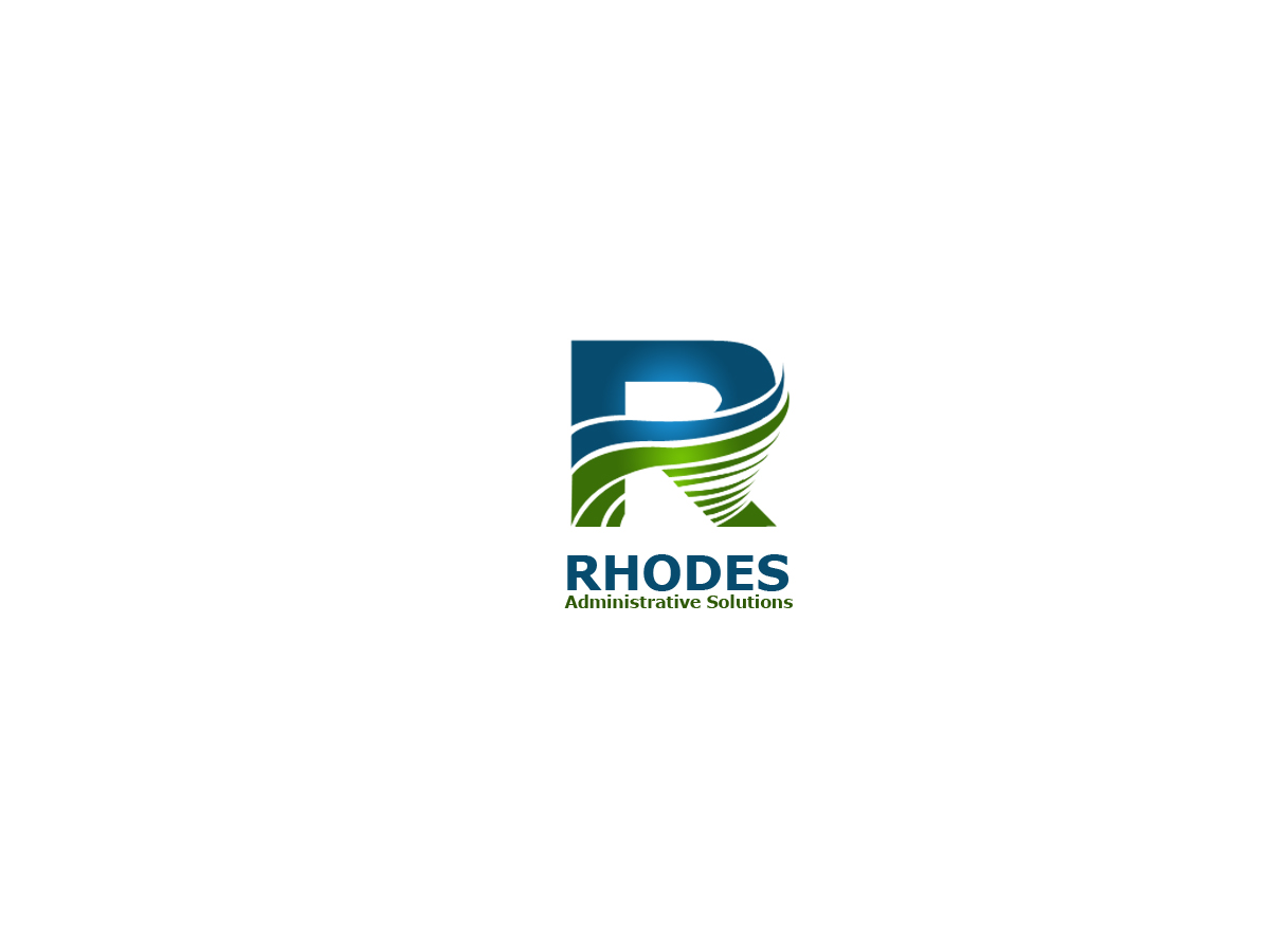 Logo Design by Private User - Entry No. 104 in the Logo Design Contest Rhodes Administrative Solutions.