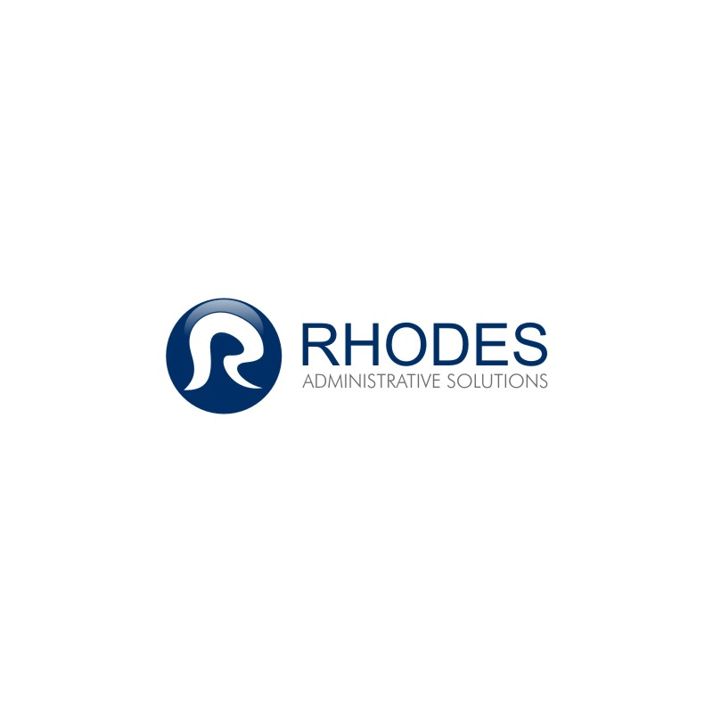 Logo Design by untung - Entry No. 110 in the Logo Design Contest Rhodes Administrative Solutions.