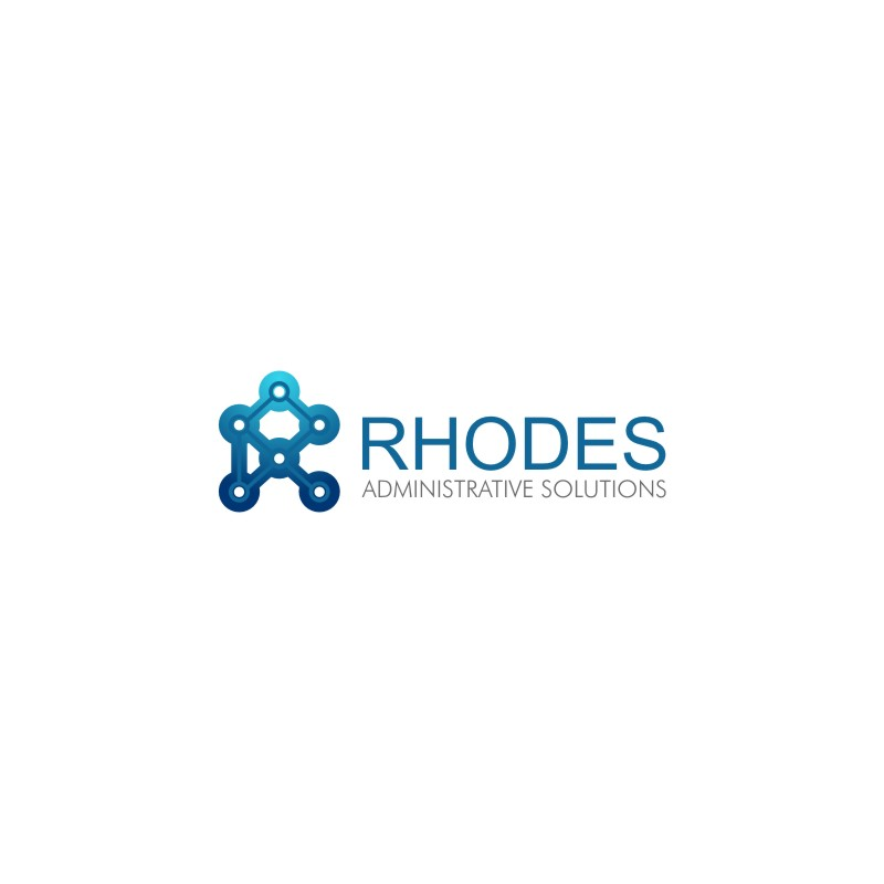 Logo Design by untung - Entry No. 113 in the Logo Design Contest Rhodes Administrative Solutions.