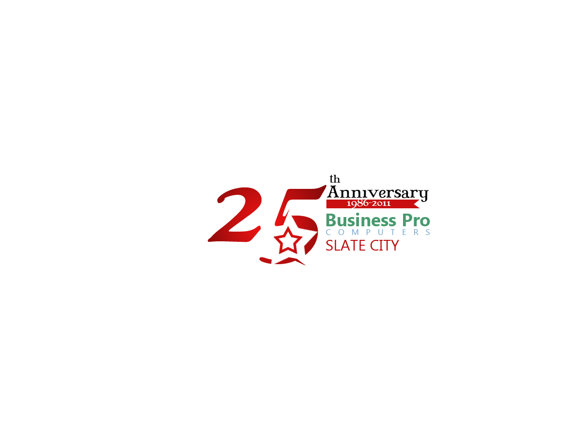 Logo Design by Private User - Entry No. 38 in the Logo Design Contest 25th Anniversary Logo Contest.