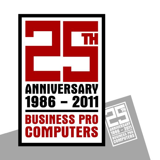 Logo Design by luvrenz - Entry No. 42 in the Logo Design Contest 25th Anniversary Logo Contest.