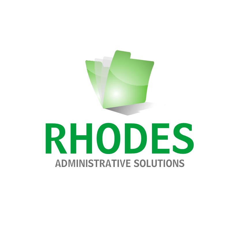 Logo Design by luvrenz - Entry No. 120 in the Logo Design Contest Rhodes Administrative Solutions.
