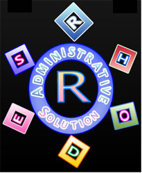 Logo Design by tanveeriq - Entry No. 123 in the Logo Design Contest Rhodes Administrative Solutions.