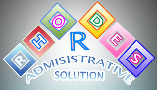 Logo Design by tanveeriq - Entry No. 124 in the Logo Design Contest Rhodes Administrative Solutions.