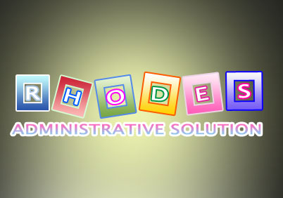 Logo Design by tanveeriq - Entry No. 125 in the Logo Design Contest Rhodes Administrative Solutions.