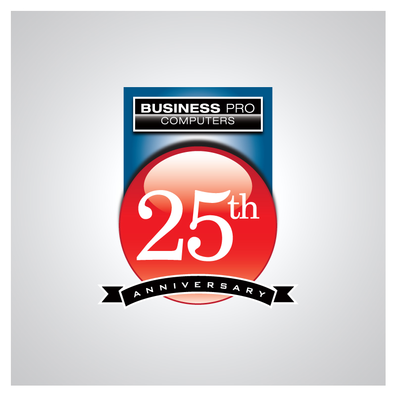 Logo Design by Number-Eight-Design - Entry No. 45 in the Logo Design Contest 25th Anniversary Logo Contest.