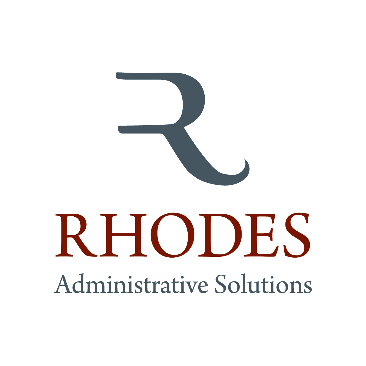 Logo Design by josephope - Entry No. 126 in the Logo Design Contest Rhodes Administrative Solutions.
