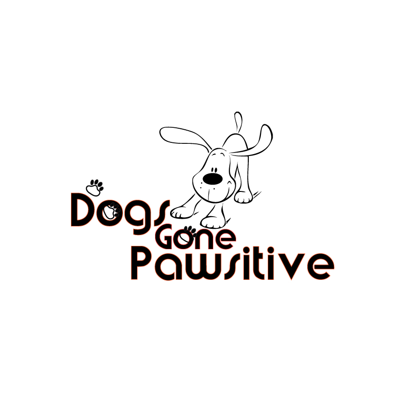 Logo Design by Private User - Entry No. 34 in the Logo Design Contest Happy Playful Dog Logo.