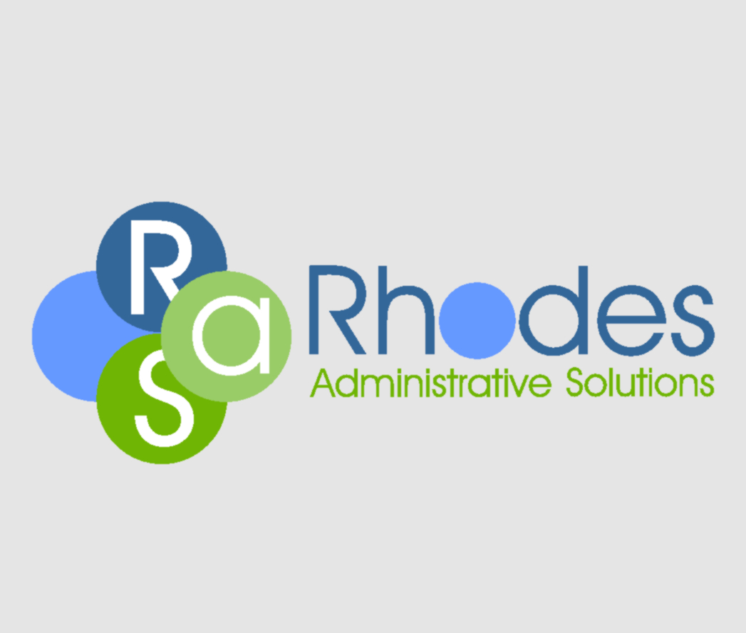 Logo Design by redscarfunion - Entry No. 127 in the Logo Design Contest Rhodes Administrative Solutions.