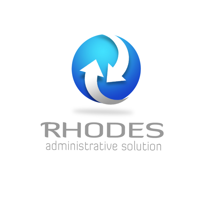 Logo Design by baligraph - Entry No. 134 in the Logo Design Contest Rhodes Administrative Solutions.