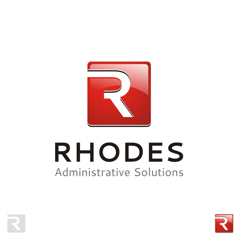 Logo Design by Private User - Entry No. 137 in the Logo Design Contest Rhodes Administrative Solutions.