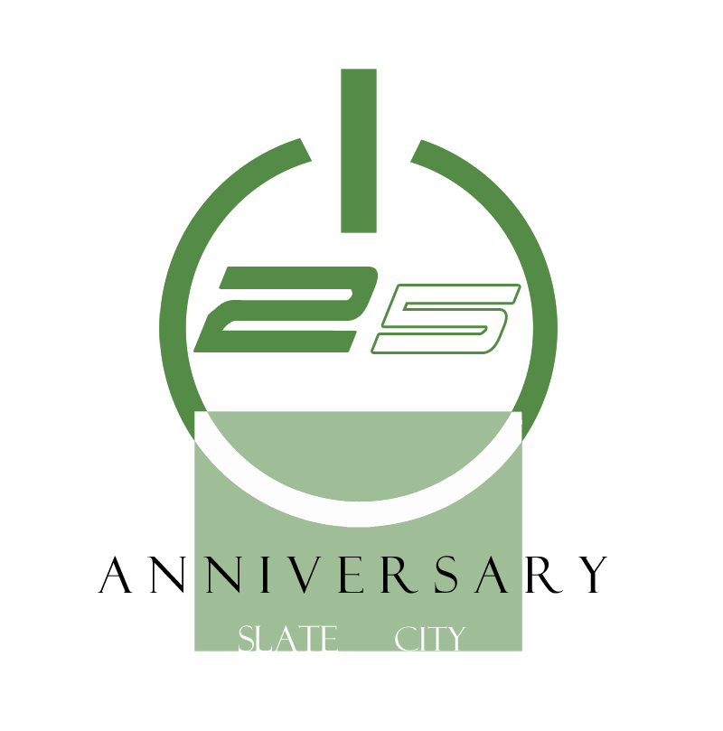Logo Design by Mediarezstudio - Entry No. 51 in the Logo Design Contest 25th Anniversary Logo Contest.