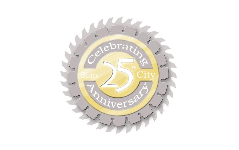 Logo Design by Mediarezstudio - Entry No. 52 in the Logo Design Contest 25th Anniversary Logo Contest.