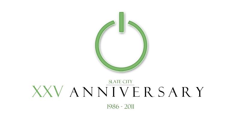 Logo Design by Mediarezstudio - Entry No. 55 in the Logo Design Contest 25th Anniversary Logo Contest.