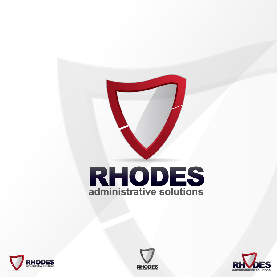 Logo Design by rockpinoy - Entry No. 142 in the Logo Design Contest Rhodes Administrative Solutions.