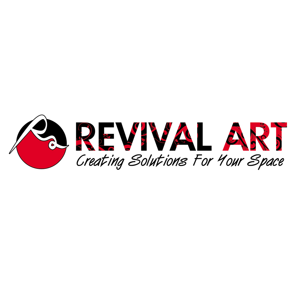 Logo Design by anees - Entry No. 117 in the Logo Design Contest Revival Art.