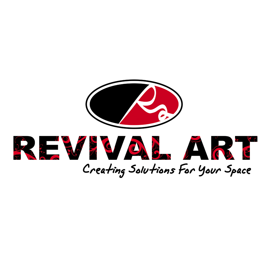 Logo Design by anees - Entry No. 118 in the Logo Design Contest Revival Art.