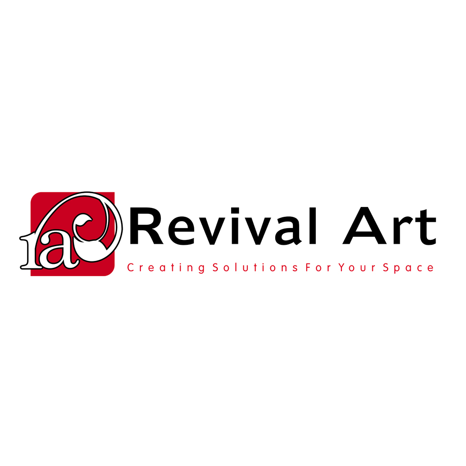 Logo Design by anees - Entry No. 120 in the Logo Design Contest Revival Art.