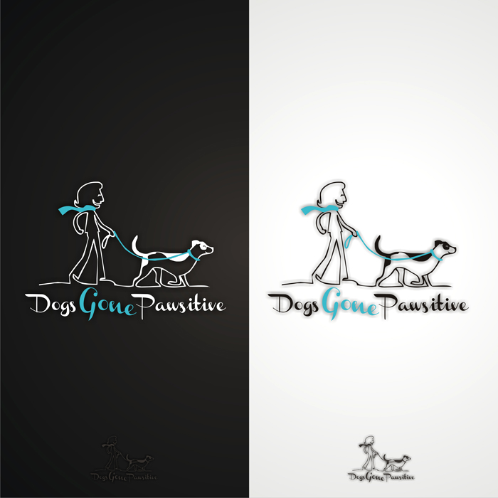 Logo Design by lestari17 - Entry No. 44 in the Logo Design Contest Happy Playful Dog Logo.