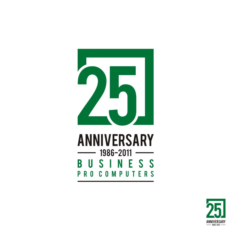 Logo Design by Private User - Entry No. 82 in the Logo Design Contest 25th Anniversary Logo Contest.