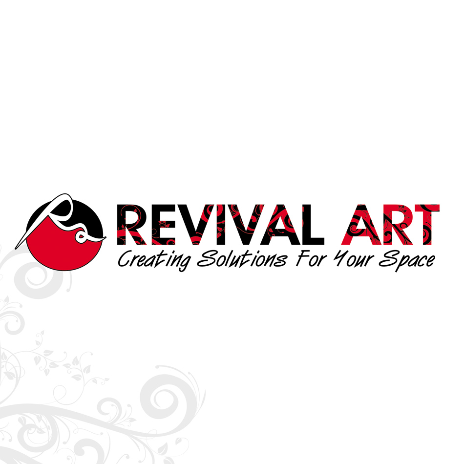 Logo Design by anees - Entry No. 122 in the Logo Design Contest Revival Art.