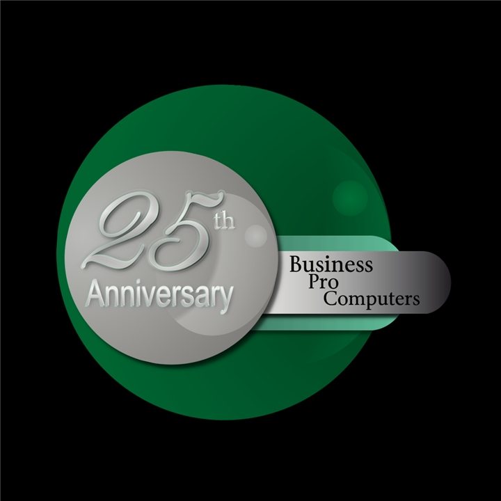 Logo Design by Chris Frederickson - Entry No. 86 in the Logo Design Contest 25th Anniversary Logo Contest.