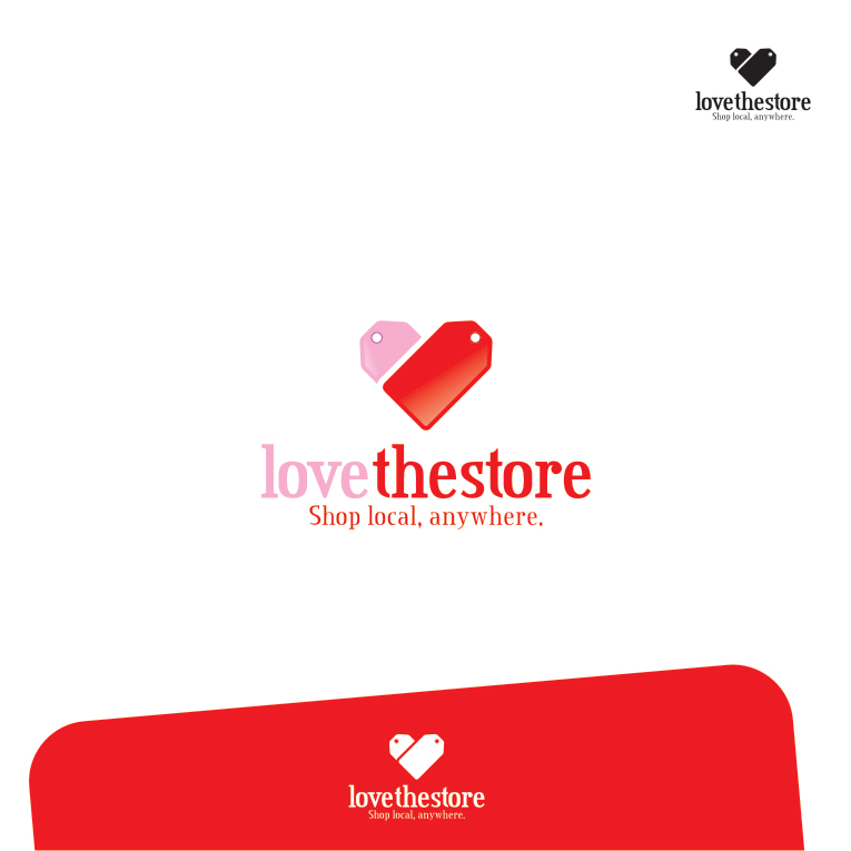 Logo Design by letmein - Entry No. 28 in the Logo Design Contest Logo for online retail aggregator website.