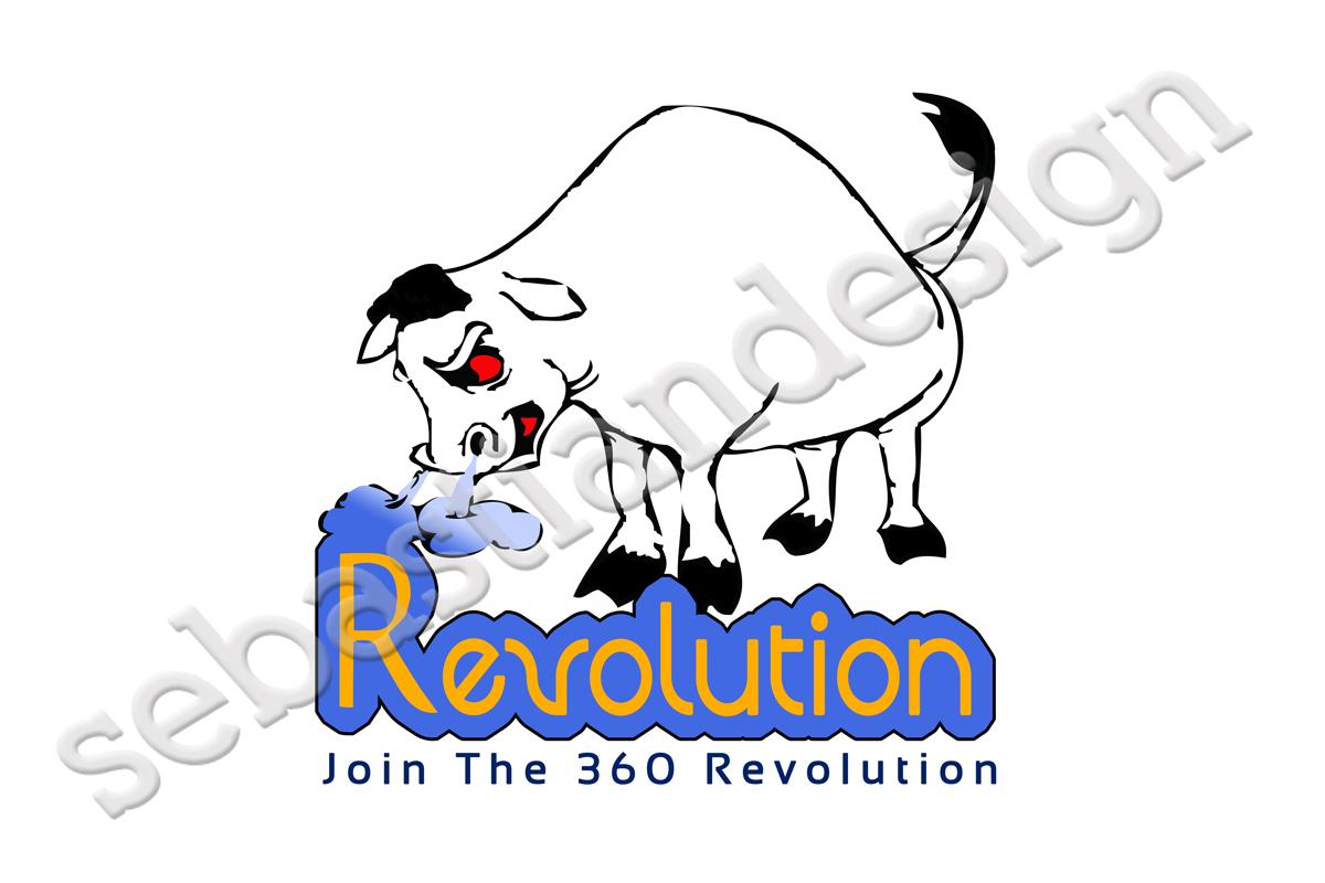 Logo Design by Sebastian Popescu - Entry No. 50 in the Logo Design Contest Revolution.