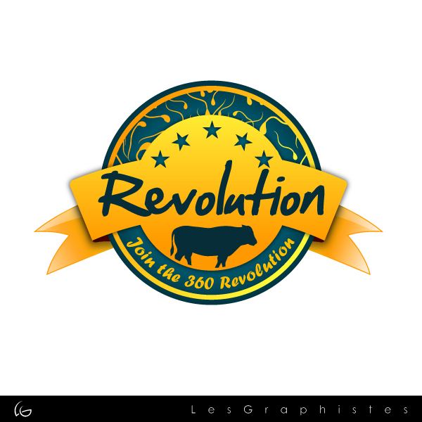 Logo Design by Les-Graphistes - Entry No. 60 in the Logo Design Contest Revolution.