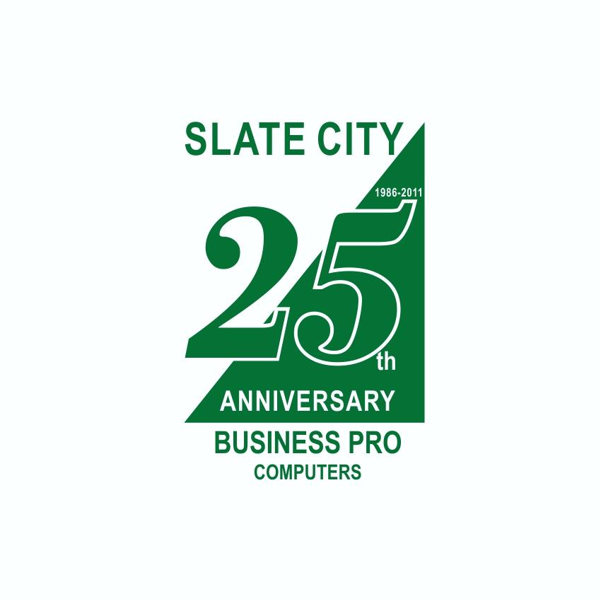 Logo Design by martinz - Entry No. 114 in the Logo Design Contest 25th Anniversary Logo Contest.