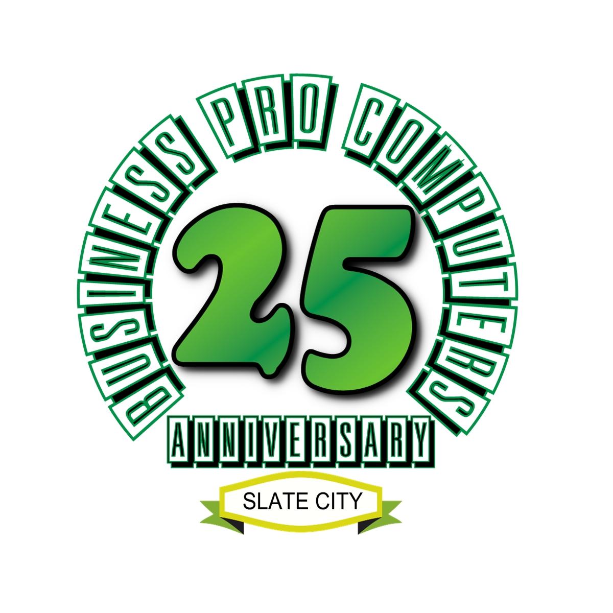 Logo Design by Joseph calunsag Cagaanan - Entry No. 119 in the Logo Design Contest 25th Anniversary Logo Contest.