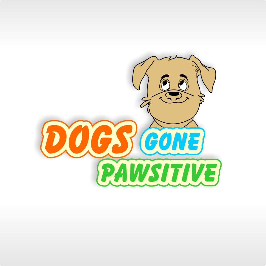 Logo Design by martinz - Entry No. 76 in the Logo Design Contest Happy Playful Dog Logo.