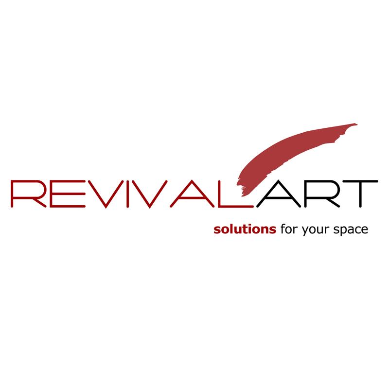 Logo Design by cindyb - Entry No. 140 in the Logo Design Contest Revival Art.