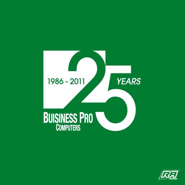 Logo Design by RA-Design - Entry No. 124 in the Logo Design Contest 25th Anniversary Logo Contest.