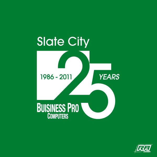 Logo Design by RA-Design - Entry No. 126 in the Logo Design Contest 25th Anniversary Logo Contest.