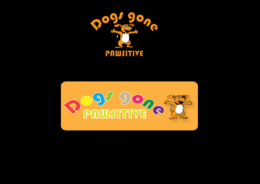 Logo Design by harryharsan - Entry No. 79 in the Logo Design Contest Happy Playful Dog Logo.