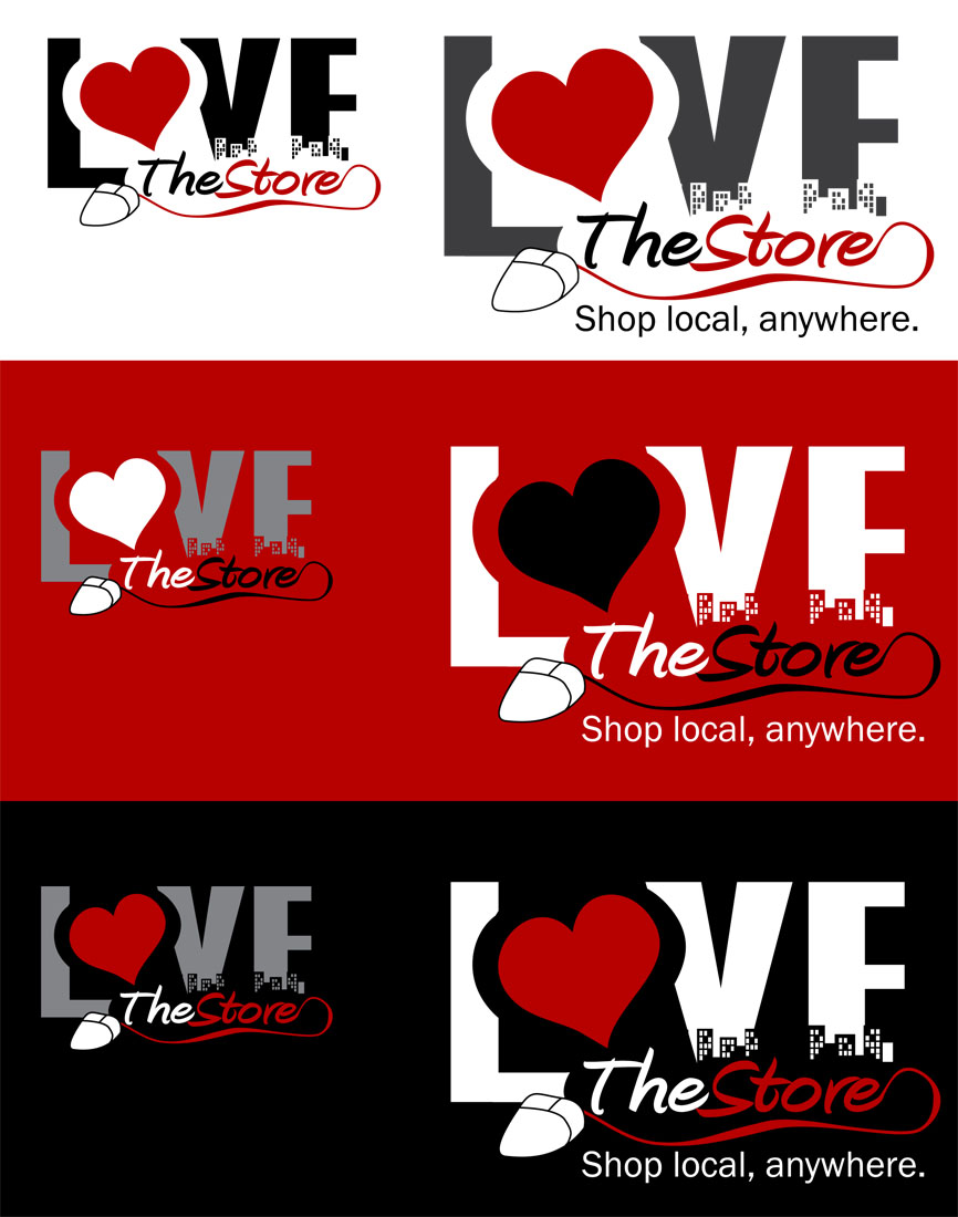 Logo Design by daymondhr - Entry No. 49 in the Logo Design Contest Logo for online retail aggregator website.