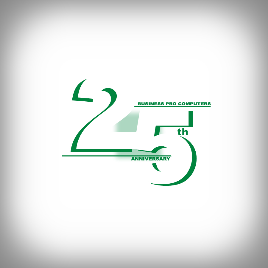 Logo Design by harleydontsurf - Entry No. 128 in the Logo Design Contest 25th Anniversary Logo Contest.