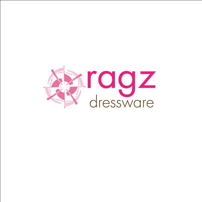 Logo Design by retrobou - Entry No. 55 in the Logo Design Contest Ragz Dressware.